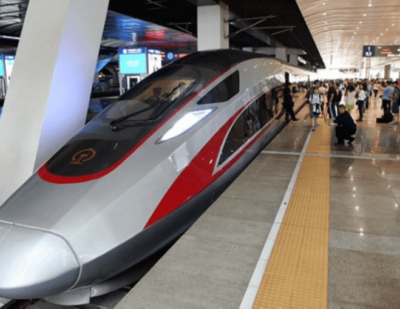 China to Raise Maximum Speed for High-Speed Bullet Trains