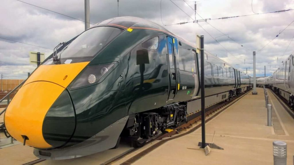 Trains for Devon and Cornwall