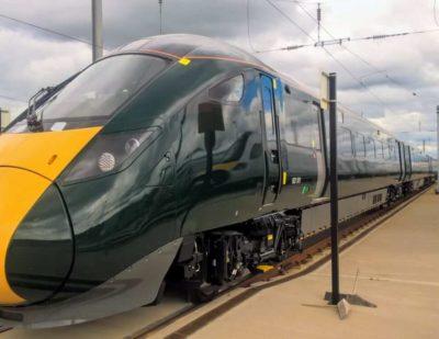 UK: New Hitachi Trains for Devon and Cornwall Begin Testing