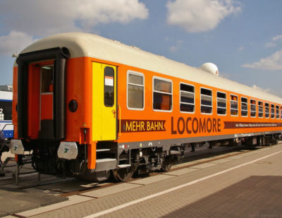 Locomore Discontinues Train Services Until Further Notice