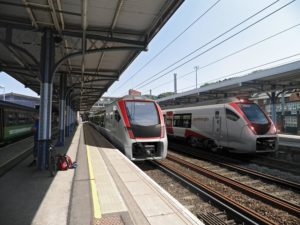 New Greater Anglia Trains