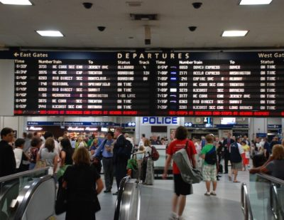 AECOM-Network Rail Partnership to review New York's Penn station