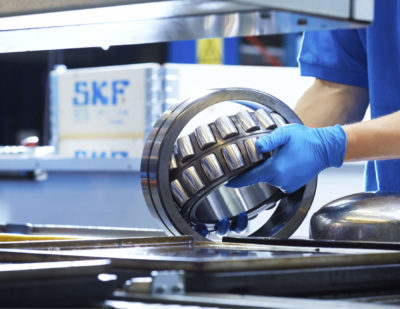 SKF to Supply Railway Wheelset Bearings to Morocco's National Operator