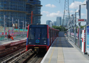 Thales and London's Docklands Light Railway Celebrate 30 Year Anniversary