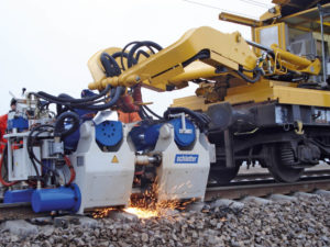Mobile Rail Welding Machines