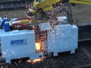 Mobile Rail Welding Machine
