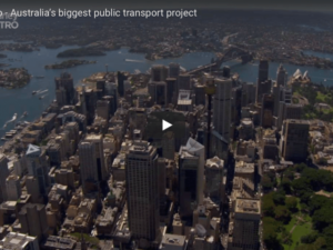 Sydney: one of the 5 best metros currently under construction