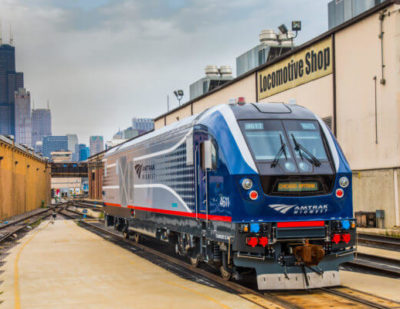 Amtrak Rolls Out New Locomotives for Illinois and the Midwest