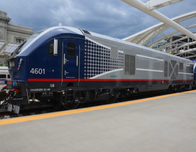 Siemens USA Opens New Locomotive Service Hub in Delaware