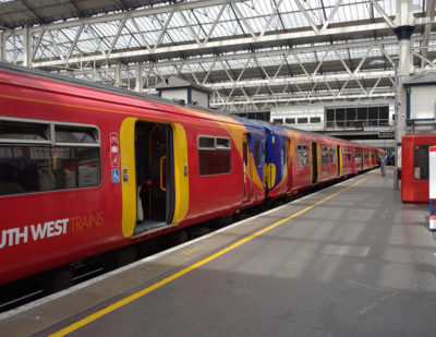 Door Closes on South West Trains as South Western Railway Begins Operations