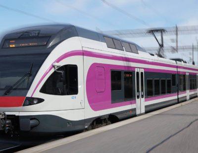 Stadler Delivers Final FLIRT Train to Helsinki