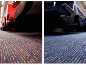 Train Flooring