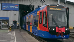 UK's First Tram Train Pilot Progresses