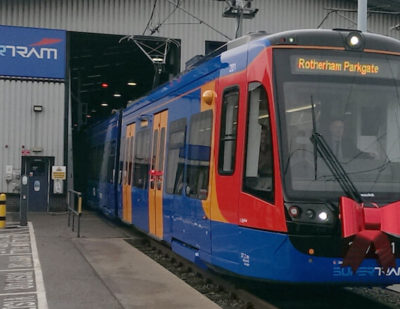 UK's First Tram Train Pilot Progresses
