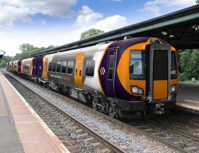 DfT Announces the Winner of the West Midlands Franchise