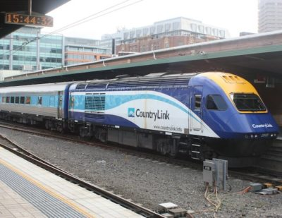New South Wales to Replace Entire Regional Train Fleet