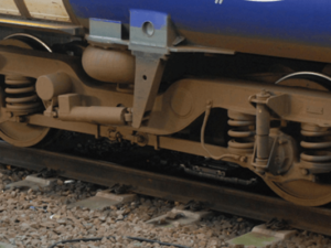 Light-Weight Bogies