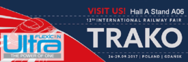2th International Railway Fair TRAKO