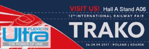 Flexicon to Exhibit at the 12th International Railway Fair TRAKO