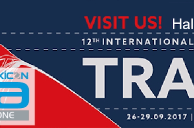Flexicon to Exhibit at the 12th International Railway Fair TRAKO