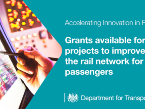 Accelerating Innovation in Rail