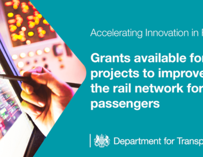 Multi-Million Tech Competition Launched to Improve Rail Journeys
