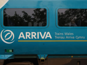 Train Services Across Wales and Borders