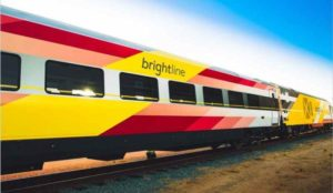 Siemens Delivers Fifth and Final Brightline Trainset