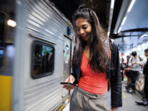 Mobile Ticketing for Rail