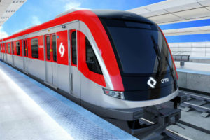 CRRC Signs First Metro Train Contract in Sao Paulo