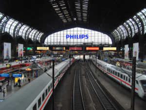 Central Station Hamburg
