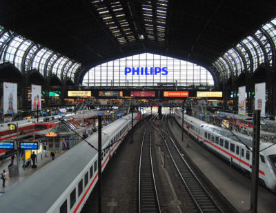 European Commission to Update Rail Passenger Rights