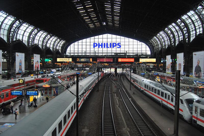 Central Station Hamburg