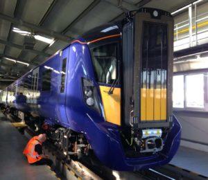new ScotRail Alliance trains