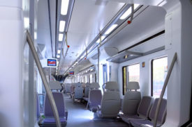 Complete Train Seating Solutions