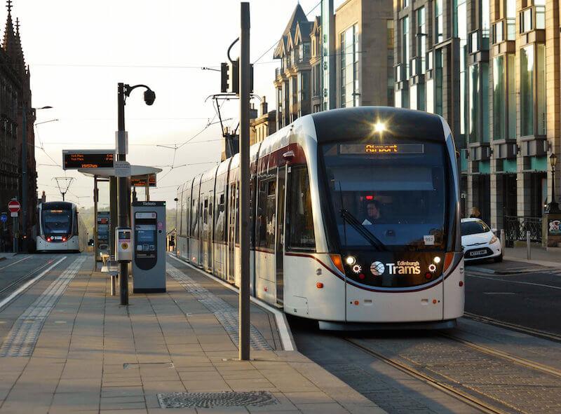 Edinburgh Tram Extension