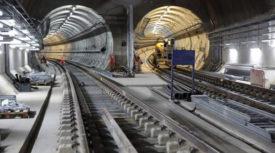 London's newest railway