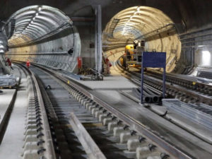 London's newest railway