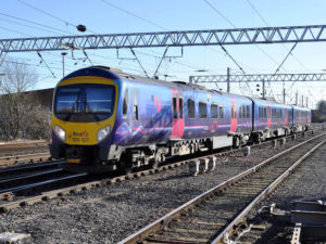Britain's first digital intercity railway