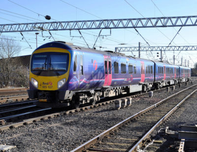 UK Government to Invest in Britain's First Digital Intercity Railway