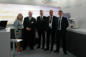 Frauscher Products at EXPO 1520