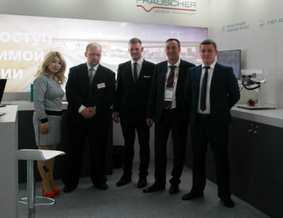 Russian Railway Industry Shows Interest in Frauscher Products
