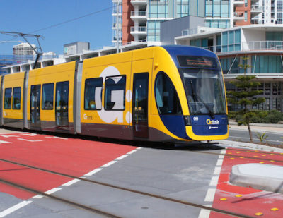 Trams on Track for Gold Coast Light Rail Stage 2