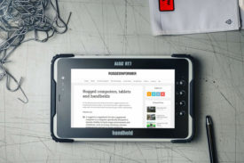 Handheld RuggedInformer Blog