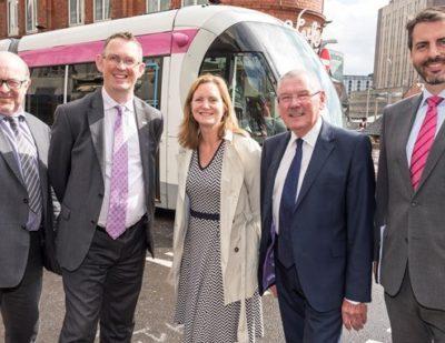 Green Light for £59.8 Million Midland Metro Extension