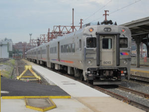 NJ Transit Rail Safety Upgrades
