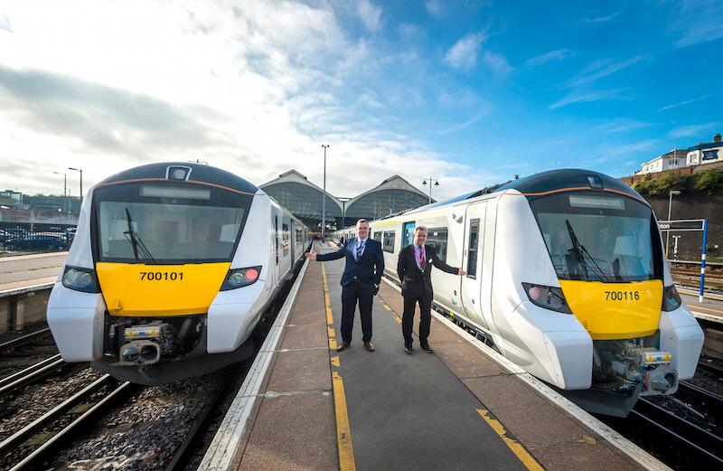 Brand New Trains