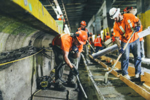 Amtrak Completes Renewal Work at New York Penn Station