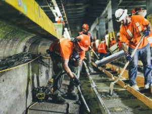 New York Penn Station Infrastructure Renewal