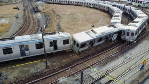 NTSB Calls for Crash-Resistant Cameras On All Rail Transit Vehicles